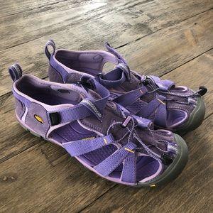 Keen Waterproof Whisper Shoes Sandals Purple US 6